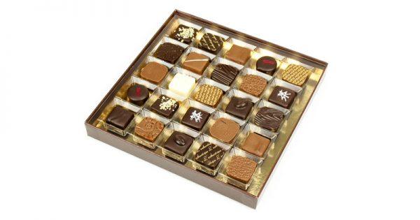 Coffret personnalisé de bonbons de chocolat 3