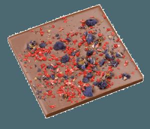 Tablette chocolat 80g personnalisée 7