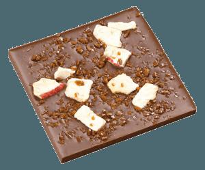 Tablette chocolat 80g personnalisée 8