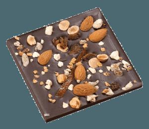 Tablette chocolat 80g personnalisée 5
