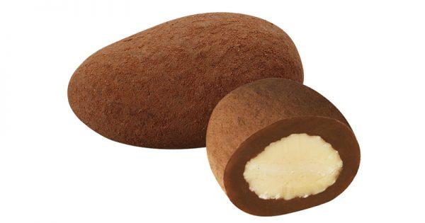 Amandes cacaotées personnalisées en vrac 5