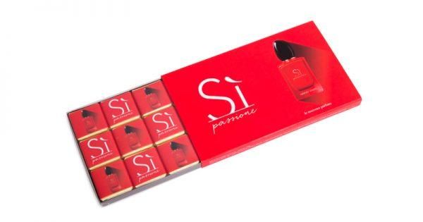 Boite de 30 chocolats personnalisés avec fourreau 6