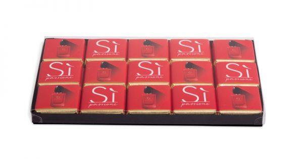 Boite de 30 chocolats personnalisés sans fourreau 2