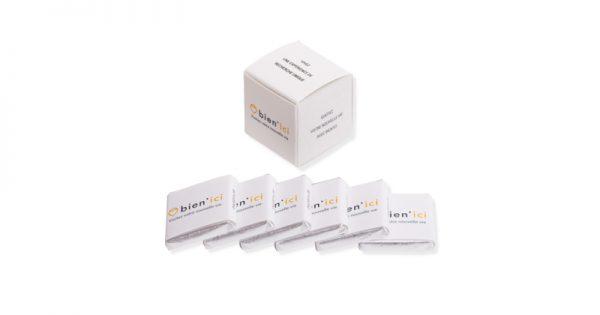 Cube personnalisé de 6 chocolats personnalisés
